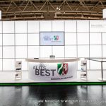 Hannovermesse2018 Frontansicht Stand